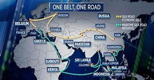 'One Belt-One Road', Silk Road's new challenges ...