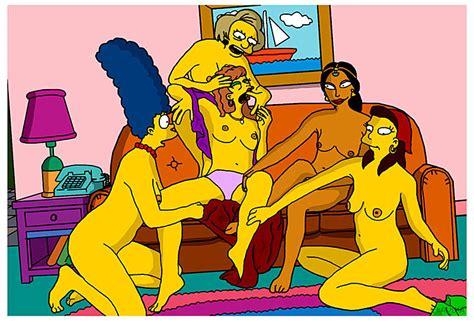 Simpsons Manjula Hentai Meilleur Porno