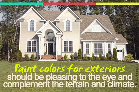 the best exterior house color combinations to die for