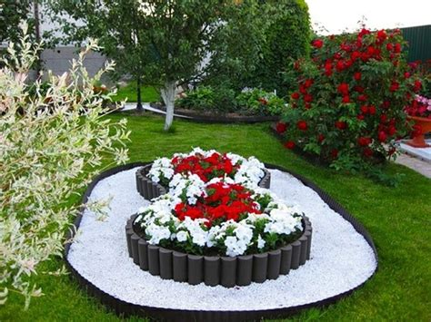 Blumenbeet Gestalten Mit Kies by Garten Gestalten Mit Blumen Und Steinen Ostseesuche