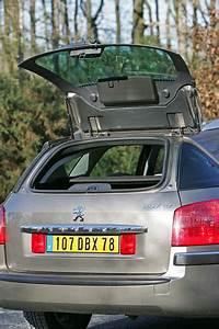 407 Sw Break : fiche technique peugeot 407 sw i 2 0 hdi136 executive pack 2006 ~ Gottalentnigeria.com Avis de Voitures