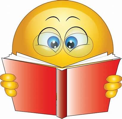 Emoji Smiley Emoticon Clipart Study Ready Reading
