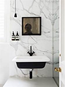 black beauties a look at black facuets With 5 inspirations for your black and white bathroom