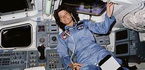 Ride and Tereshkova: Changing the Course of Human Space ...