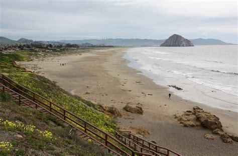 North Point Beach, Morro Bay, Ca  California Beaches