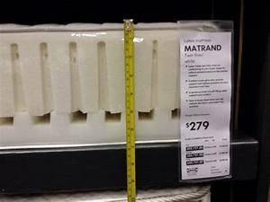 Ikea Matrand Test : ikea matrand memory foam and latex mattress review ikea product reviews ~ A.2002-acura-tl-radio.info Haus und Dekorationen