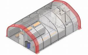 Mine Dry Facilities & Locker Rooms | Alaska Structures
