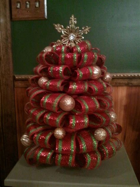 best 25 mesh christmas tree ideas on pinterest