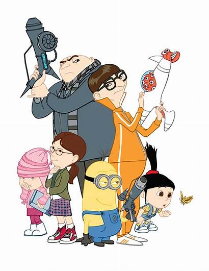 Despicable Character Lesson Disney Friendship Minion Plan