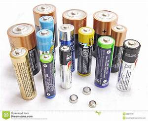 Diagram Of Battery