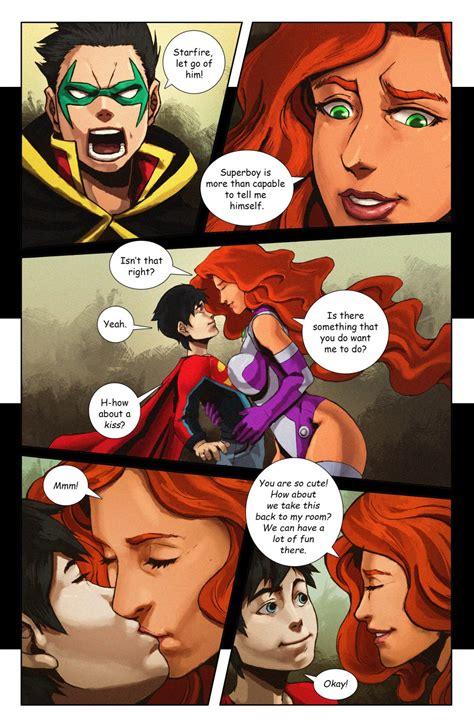 Teen Titans Super Sons Xxx Porn Comics Galleries