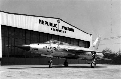 Republic F-105 Thunderchief and Hobbymaster announcements