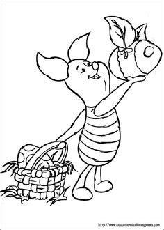 images  winnie  pooh coloring  pinterest