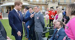 Prince Harry Hosts Buckingham Palace Garden Party For ...