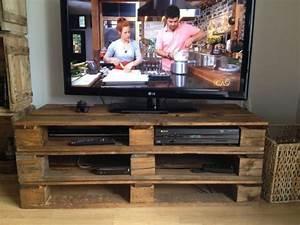 Meuble De Cuisine En Palette : mobilier fabriqu avec des palettes en bois meubles d cos et colos ~ Dode.kayakingforconservation.com Idées de Décoration