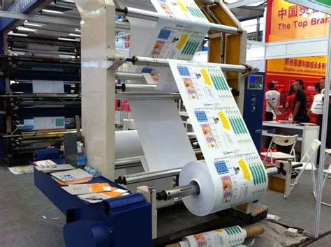 What Services Provide The Flexographic Printing Companies