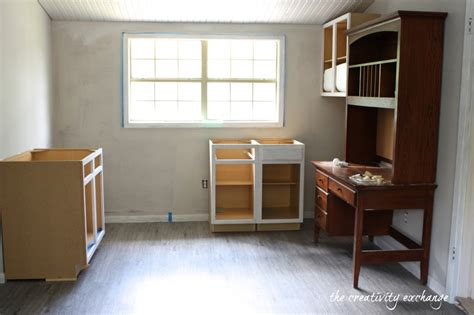 Create Builtin Shelving And Cabinets On A Tight Budget