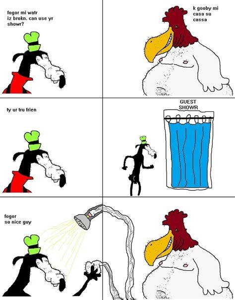 Gooby Meme - gooby tak showr at fogors dolan know your meme