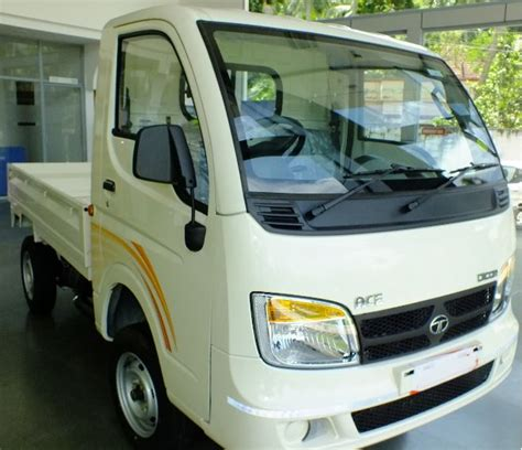Review Tata Ace by Tata Ace Dicor Price List Specs Mileage Review Images
