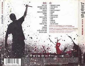 CD-DVD Linkin Park - Live in Texas tr (2003) JR600 - Het ...