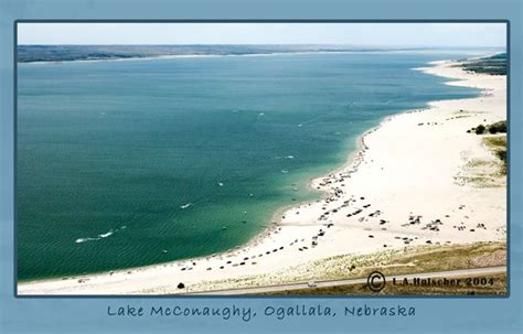 Lake Mcconaughy Ogallala Ne. Spent Many Weekends Here