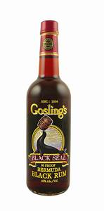 Gosling's Black Seal Rum | AstorWines.com