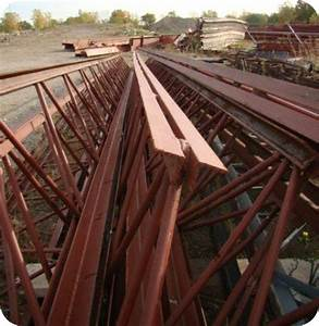 45 foot long steel truss gagnon demolition With 50 ft trusses for sale