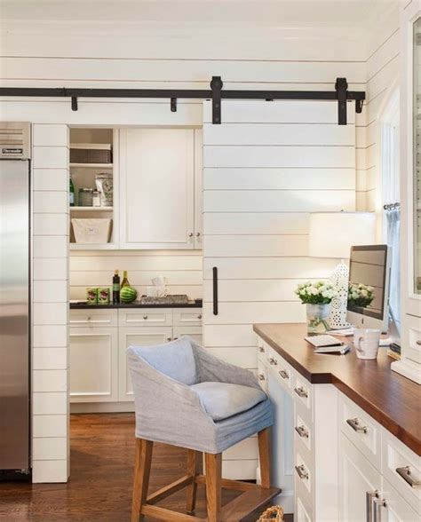 Ideas For Kitchen Walls - 51 awesome sliding barn door ideas home remodeling contractors sebring design build