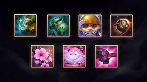 Rare League Of Legends Icons Available For A Limited Time