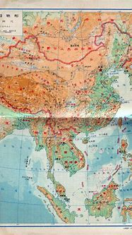 Maps of China   Detailed map of China in English   Tourist ...