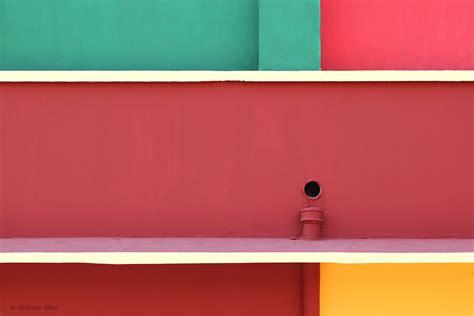 minimalist photography  prakash ghai colorful rectangles
