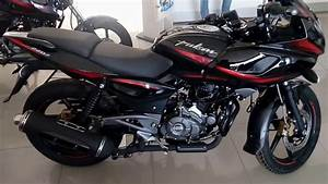 New Bajaj Pulsar 220f Bs4 Engine    Walkaround    Motorbikes For Sale