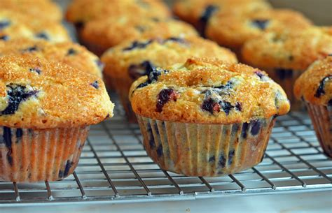 blueberry muffins    chef