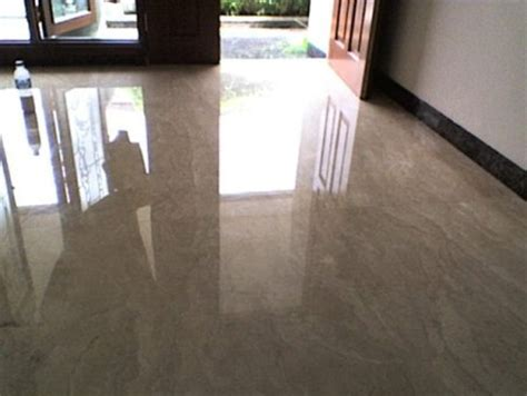 How to make a marble floor