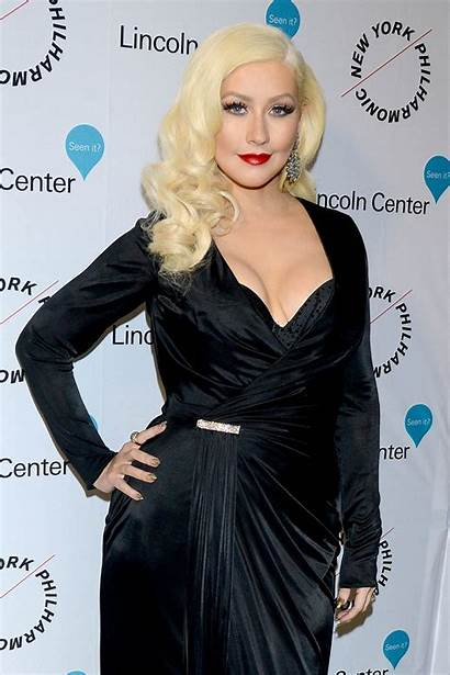 Christina Aguilera Sinatra Voice York Century Event