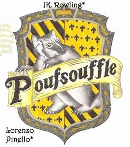 lorenzopinello Maisons de Poudlard