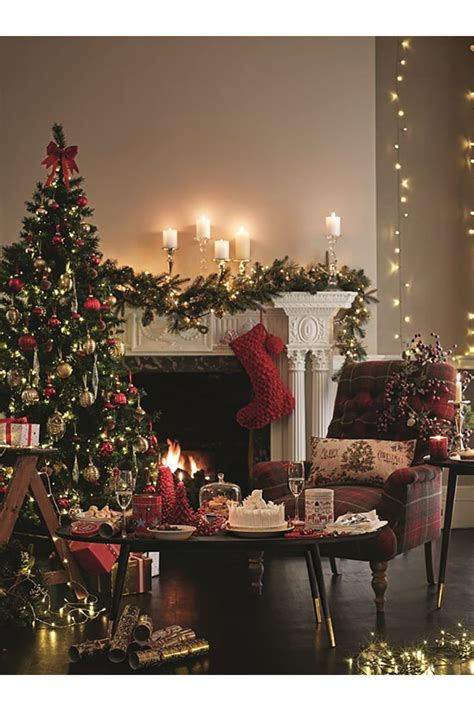 traditional christmas decor ideas  pinterest