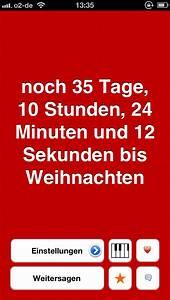 Wie Viel Tage Bis Weihnachten : weihnachten countdown iphone ipad app download chip ~ Watch28wear.com Haus und Dekorationen