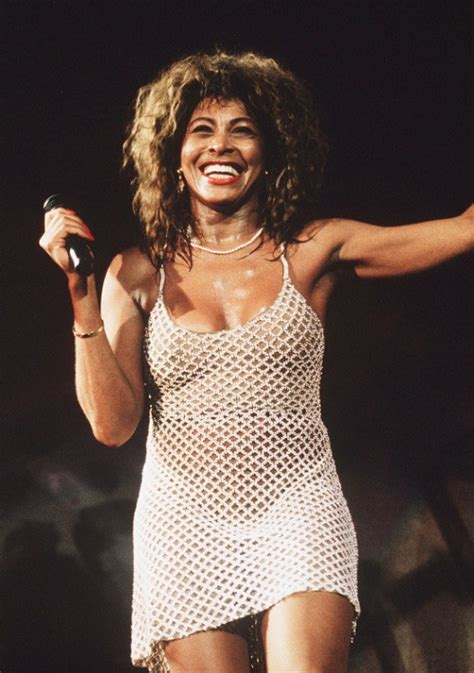 wrap dress proud tina turner 39 s best 17 hair moments