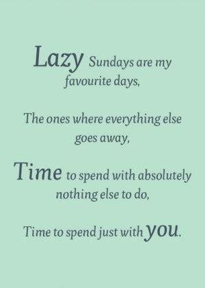 lazy sunday quotes quotesgram