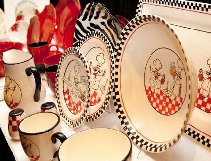 dinnerware set   chef create  theme   kitchen