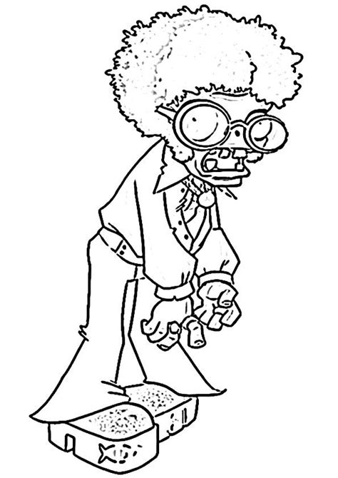 Best Zombie Coloring Pages Ideas And Images On Bing Find What