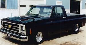1979 Chevrolet Pickup - Information And Photos