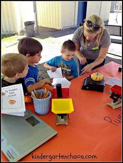 Investigation Pumpkin Kindergarten Leave Chaos Comment Kindergartenchaos