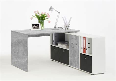 Schrank Schreibtisch Kombination by Schreibtisch Kombination Beton La Wei 223 Sb M 246 Bel Discount