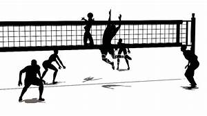 Volleyball Team Clipart (23+)