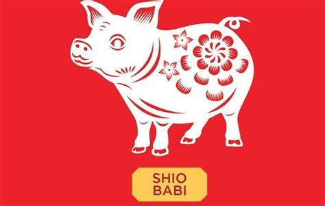 tahu  shio babi   urutan terakhir  zodiak tionghoa   alasannya http