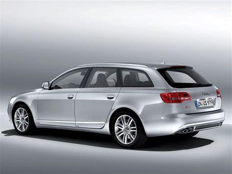 Audi S6 Avant Specs & Photos