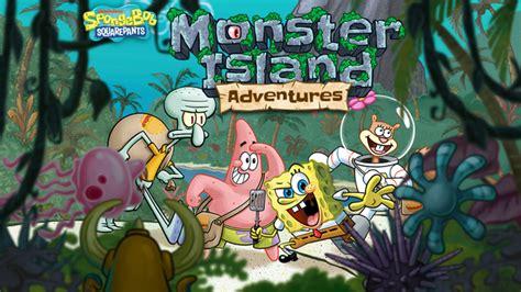 Monster Island Adventure Game
