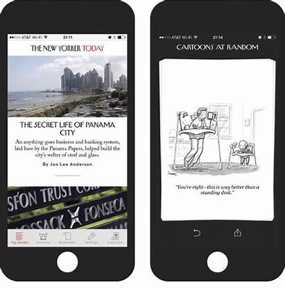 Yorker Editions Today Tny Newyorker Digital Elements